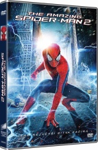 DVD: Amazing Spider-Man 2 [!Výprodej]