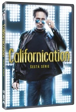 DVD: Californication 6. série (3 DVD)