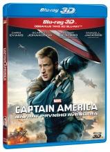 Blu-Ray: Captain America: Návrat prvního Avengera (3D + 2D)