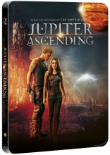 Blu-Ray: Jupiter vychází (3D + 2D) (FUTUREPAK)
