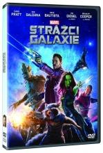 DVD: Strážci Galaxie