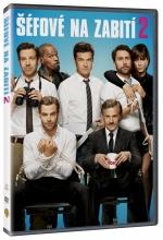 DVD: Šéfové na zabití 2 [!Výprodej]