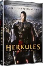 DVD: Herkules: Zrození legendy