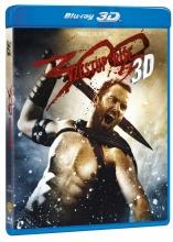 Blu-Ray: 300: Vzestup říše (3D + 2D) (2 BD)