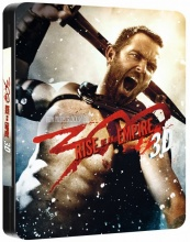Blu-Ray: 300: Vzestup říše (3D + 2D) (FUTUREPAK - 2 BD)