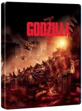 Blu-Ray: Godzilla (2014) (3D + 2D) (FUTUREPAK - 2 BD)