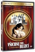 DVD: Všichni moji blízcí - Remasterovaná edice