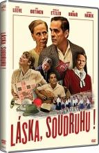 DVD: Láska, soudruhu!