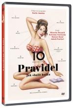 DVD: 10 pravidel jak sbalit holku [!Výprodej]