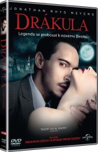 DVD: Drákula - 1. série (3 DVD)