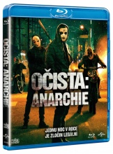 Blu-Ray: Očista: Anarchie