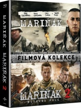 Blu-Ray: Mariňák: Kolekce (2 BD)