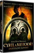 DVD: Cyril a Metoděj - Apoštolové Slovanů [!Výprodej]
