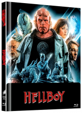 Blu-Ray: Hellboy S.E. (DIGIBOOK)