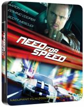 Blu-Ray: Need for Speed (3D + 2D) (FUTUREPAK)