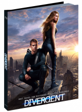 Blu-Ray: Divergence (DIGIBOOK)
