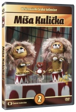 DVD: Míša Kulička 2 [!Výprodej]