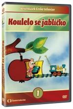 DVD: Koulelo se jablíčko 1 [!Výprodej]