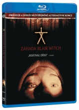 Blu-Ray: Záhada Blair Witch
