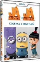 DVD: Já, padouch: Kolekce 6 minifilmů
