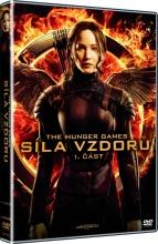 DVD: Hunger Games: Síla vzdoru: 1. část