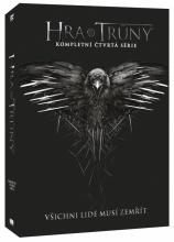 DVD: Hra o trůny: Kompletní 4. série  (Viva balení)  (5 DVD)