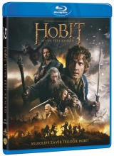 Blu-Ray: Hobit: Bitva pěti armád (2BD)