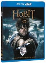 Blu-Ray: Hobit: Bitva pěti armád (3D + 2D) (4BD)
