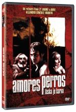 DVD: Amores perros: Láska je kurva