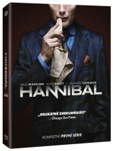 Blu-Ray: Hannibal 1.série (4 BD)
