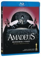 Blu-Ray: Amadeus (Režisérská verze)