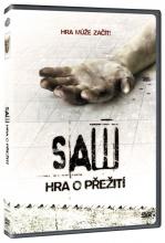 DVD: SAW: Hra o přežití