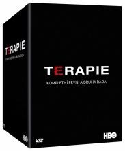 DVD: Terapie 1.- 2. série: Kolekce (16 DVD)