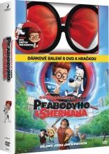 DVD: Dobrodružství pana Peabodyho a Shermana - Limitovaná edice (kravata + brýle)