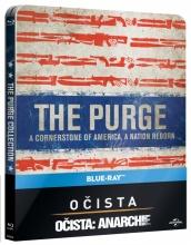 Blu-Ray: Kolekce: Očista 1 + 2 (2 BD) (STEELBOOK)