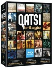 Blu-Ray: Qatsi: Kolekce (3 BD)