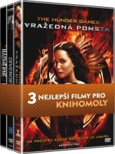 DVD: Kolekce: Pro knihomoly (3 DVD)