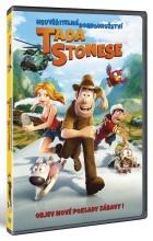 DVD: Neuvěřitelná dobrodružství Tada Stonese