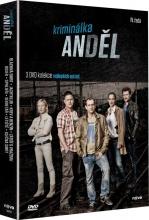 DVD: Kriminálka Anděl: Kompletní 4. série (3 DVD)