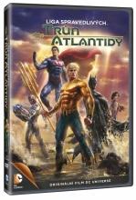 DVD: DCU: Liga spravedlivých: Trůn Atlantidy