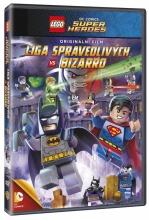 DVD: Lego: DC: Liga spravedlivých vs Bizarro