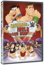 DVD: Flintstoneovi & WWE: Mela doby kamenné [!Výprodej]