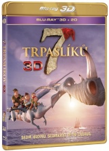 Blu-Ray: 7 trpaslíků (3D + 2D)
