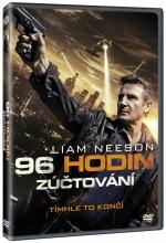 DVD: 96 hodin: Zúčtování [!Výprodej]