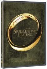 DVD: Pán prstenů: Společenstvo prstenu - Rozšířená edice (2 DVD)
