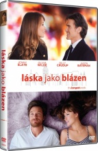 DVD: Láska jako blázen [!Výprodej]