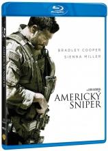 Blu-Ray: Americký sniper