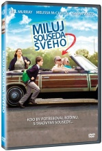 DVD: Miluj souseda svého