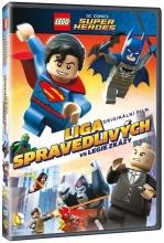 DVD: Lego: Liga spravedlivých vs Legie zkázy