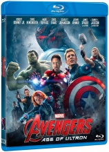 Blu-Ray: Avengers: The Age of Ultron